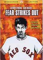 FEAR STRIKES OUT. Anthony Perkins. Karl Malden. Boston Red Sox.