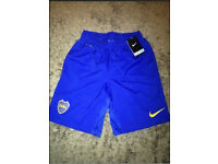 Nike Dri-Fit Boca Juniors Shorts, Size S