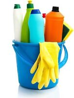 Commercial/Residential Cleaners Wanted
