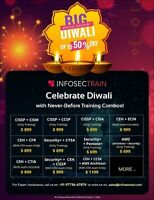 Title- Diwali Combo Offers - Cyber Security ProfessionalTraining