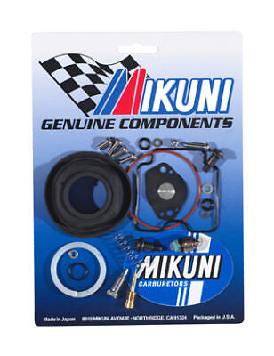 New  Genuine Mikuni Carb Kit Yam 07 09 Big Bear 250  05 06 Bruin 250 Mk Bsr33 66