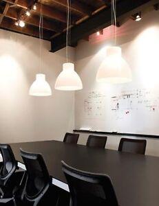 Eureka lighting Rubato 4253-chr-wh