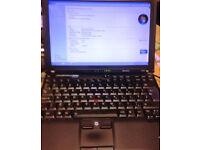 Lenevo Thinkpad X201 Core i5 4GB Laptop