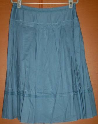 Brand new blue skirt from BYSI