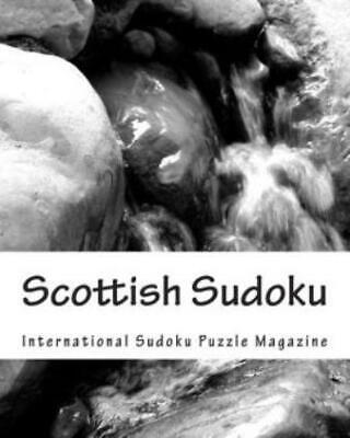 Scottish Sudoku: From International Sudoku Puzzle Magazine