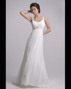 Wedding Dress for sale  size 12 not altered