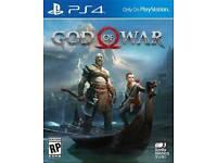 God of war ps4 limited dlc