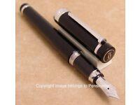 Lost fountain pen