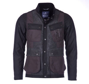 barbour beacon waxed slim fit extra large jack