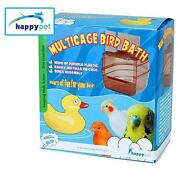 Budgie Bath