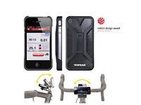 Topeak ride case iPhone 5 attach to bike