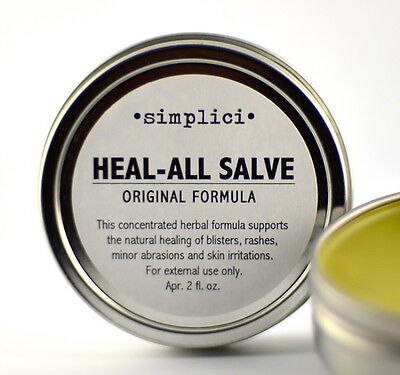 Heal Salve (HEAL-ALL SALVE)