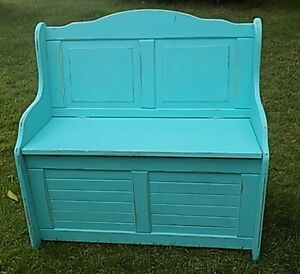 Assorted Painted Furniture & decor items