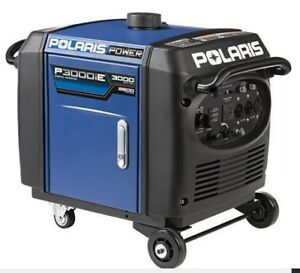 2016 POLARIS GÉNÉRATRICE P3000iE DIGITAL INVERTER