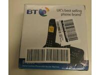 Brand new BT 1600 twin digital cordless home phones