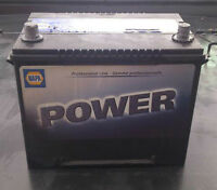 BATTERY - Napa Maintenance Free CAR BATTERY with CCA Receipt