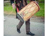 dhol players, brass band baja, dancer in manchester covering all occasions corporate events asian dj