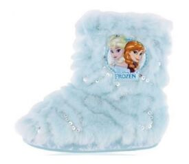 DISNEY'S FROZEN GIRLS ASHTYN BOOTEE SLIPPER
