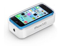 Apple Iphone 5c Good Condition and boxed Warranty