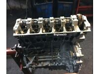 REBUILT of buyers core - VW TRANSPORTER T5 / TOUREG 2.5 TDI BNZ AXE AXD engine