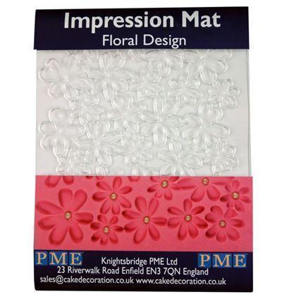 Impression mat cake decorating ebay - Impression gateau ...