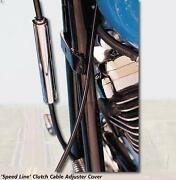 Chrome Cable Covers