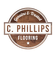 """C. Phillips Flooring """"Quality and service you can stand on"""""""