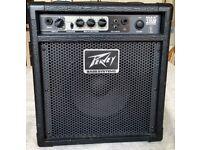 Peavey 158 Bass Amplifier