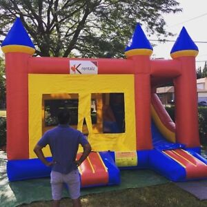 Bouncy Castles and more available for rent for your event!