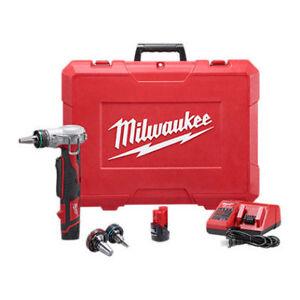 Milwaukee M12 Cordless Lithium-Ion ProPEX Expansion Tool Kit
