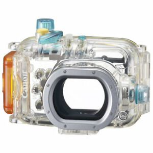 Waterproof canon  camera housing for underwater photos