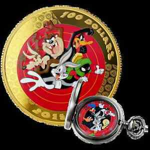 14-Karat Gold Coin – Looney Tunes Bugs Bunny and Friend SPECIAL!