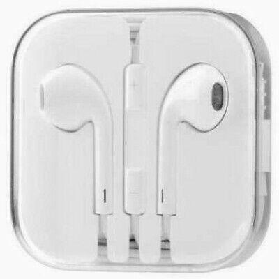 Original OEM Genuine Apple iPhone 5 5s 6 6s plus Earphones Earpods Earbuds, usado comprar usado  Enviando para Brazil