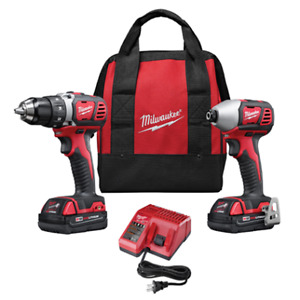 NEW MILWAUKEE M18 DRILL DRIVER, IMPACT DRILL, SAWZALL FOR SALE