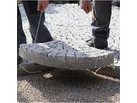 Granite Paving Slabs - Granite setts – Fan Shaped ( 7m2 )