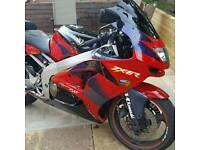Kawasaki zx6r ninja 1998 r reg mint con swap or sell