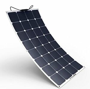 Home Solar Panels - 100 Watt, Flexible