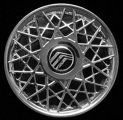 4 NEW SET OF 1998 - 2002 Mercury Grand Marquis Hubcap Aftermarket Wheel Cover