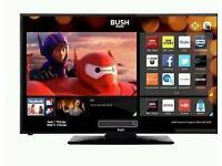 "BUSH 32"" SMART LED HD TV FREEVIEW + WIFI"