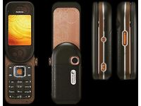 2x nokia 7373 l'amour collection