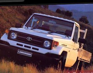 Toyota landcruiser ute wanted $7000 cash Bundamba Ipswich City Preview