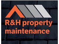 Building maintenance handy man