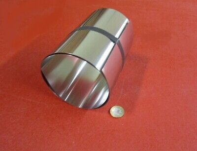 316 Stainless Steel Sheet Soft  .015 Thick X 6.0 Width X 50.0 Length