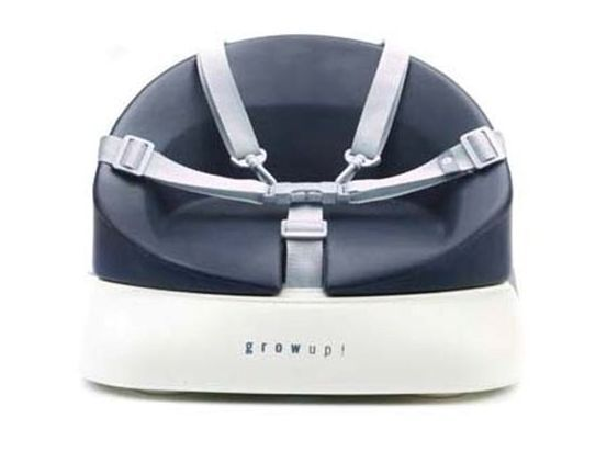 Mutsy Grow Up Booster Seat, Blueberry by Mutsy - 40% off