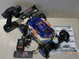 Brand New 1/10 Brushless buggy/Truggy