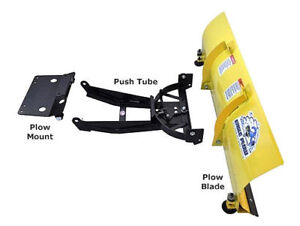 SAVE 150$ - Eagle Complete Plow Kit for ATV and UTV.