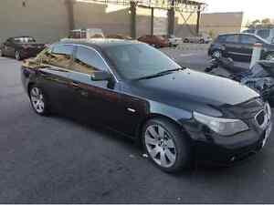 2006 BMW 5 Sedan **12 MONTH WARRANTY**