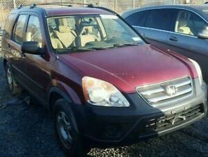 VERY CLEAN HONDA_CRV 2005 AWD WITH REMOTE STARTER & WINTER TIRES