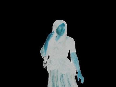 Ghost In My Window Dvd - As Seen On Youtube (use Projector On Window)