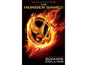 Hunger Games-Suzanne Collins-softcover edition